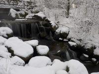 Snowy Banks
