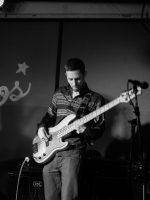 Bassist Aidan Carroll
