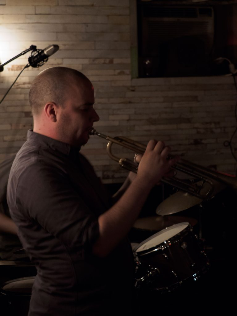 Danny Gouker, Trumpet