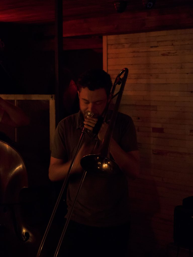 Ryan Snow, Trombone