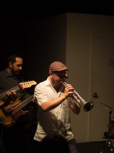 Josh Deutsch on Trumpet