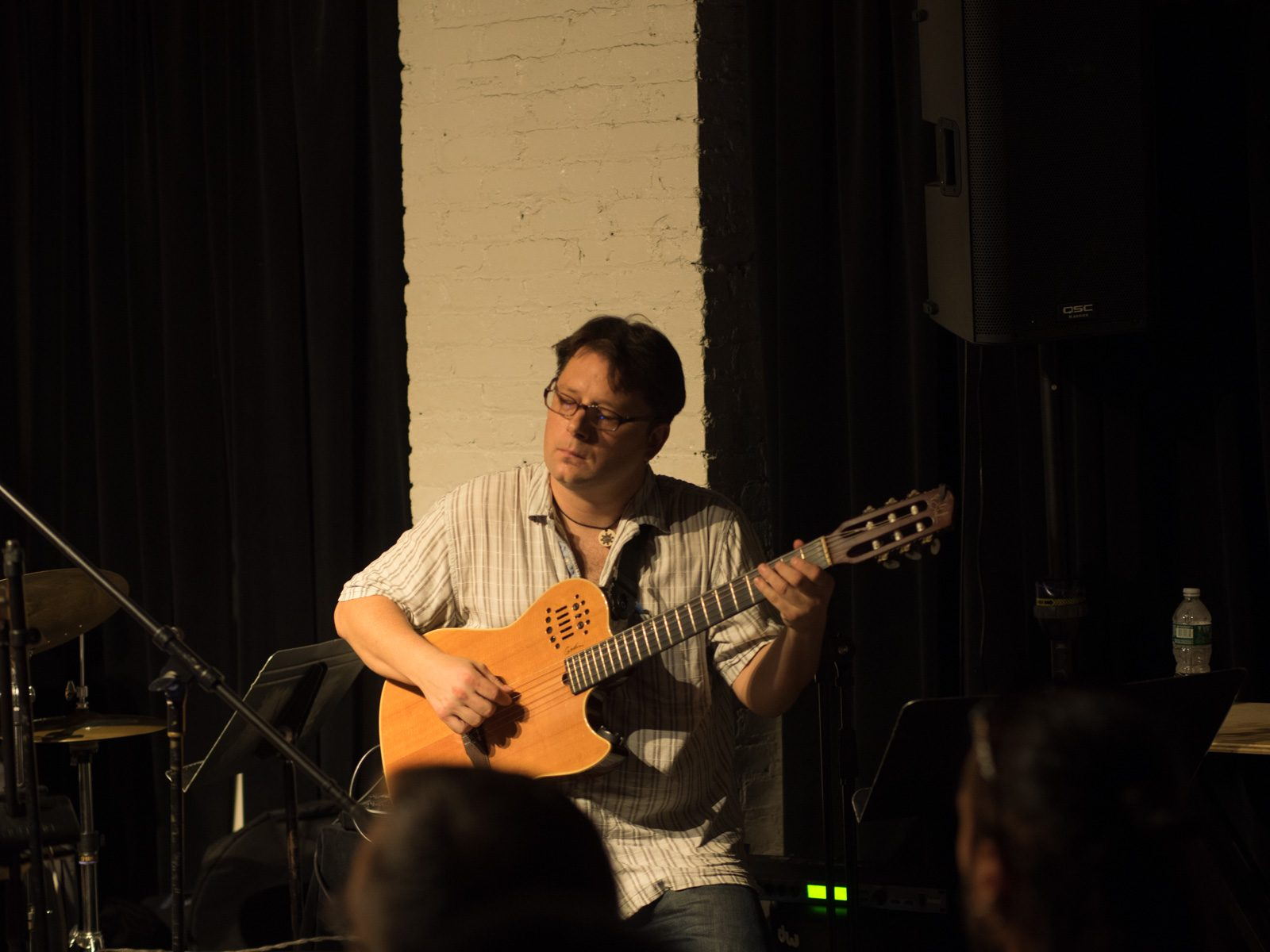 Eric Kurimski on Acoustic Guitar