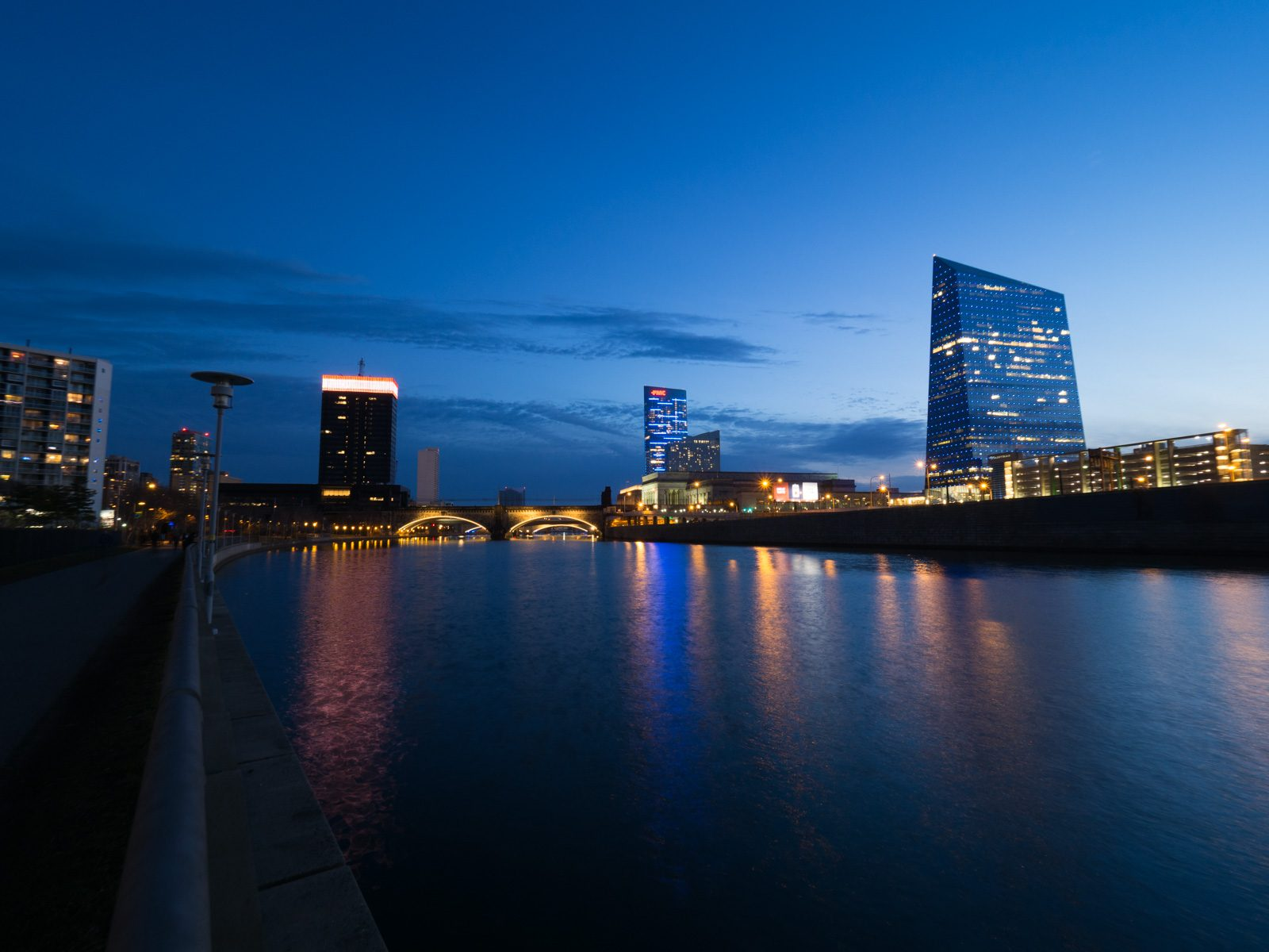 Blue Hour on the Schuylkill
