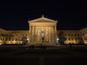 Philadelphia Museum of Art Front
