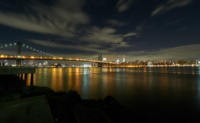 Night on the East River
